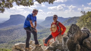 Serra d'Amós pels passos dels Caçadors i sa Ginebrissa @ Conservatori de musica